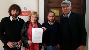 Allanamientos: El Frente de Izquierda pidió la destitución del fiscal Dalma