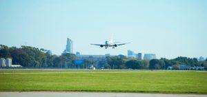 Creció casi 10% llegada de turistas extranjeros por vía aérea