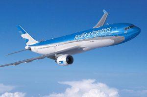 Aerolíneas Argentinas une Córdoba y Santiago de Chile de manera directa