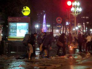 Tras la marcha, la Correpi identificó a 30 detenidos