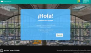 Gobierno porteño suma una nueva Plataforma Integral de Gestión