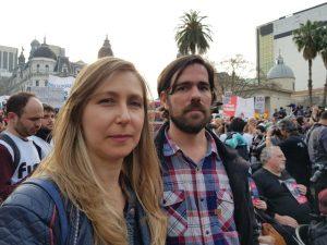 """""""Sobran pruebas contra la Gendarmería"""", advirtieron desde el PTS"""