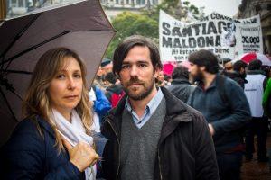 La Izquierda convoca a marchar a Plaza de Mayo por Santiago Maldonado