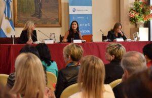 """Se desarrolló una nueva edición del encuentro nacional """"Mujeres que hacen e inspiran"""""""