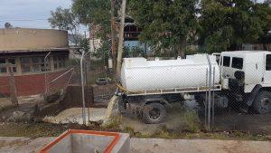 Proponen ordenanza para regular volcamiento de líquidos residuales de camiones atmosféricos