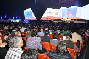 Desde Córdoba, el CREAtech marcó la agenda tecnológica del agro