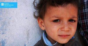 Aldeas Infantiles SOS lanza una campaña contra la violencia infantil