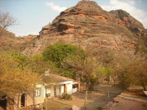 Cerro Colorado: Radicalismo pide informe sobre el proceso expropiatorio de la Reserva Cultural Natural