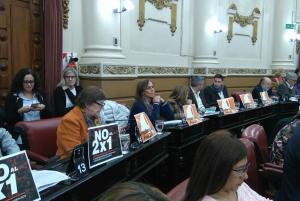 Nuevo edificio/Legislatura: Montero advirtió de un negocio de más de $ 1.500 millones por las cocheras