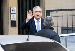 Tribunal rechazó la nulidad del juicio contra De Vido que se negó a la indagatoria