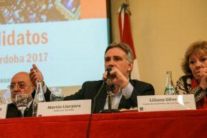 Llaryora pidió el voto para sumar diputados con voluntad de defender a Córdoba y a la vez profundizar la gobernabilidad