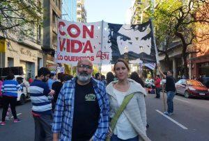 """""""A Córdoba hay que defenderla, pero de Macri y Schiaretti"""", advirtió Echevarría"""