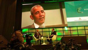 Obama apoyó a Macri y alertó sobre los efectos del cambio climático