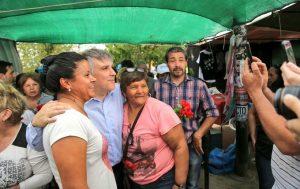 Llaryora quiere una ley de equidad para el reparto de subsidios nacionales
