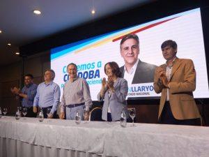 """Al afirmar que Córdoba es la que siempre va al frente, Schiaretti abogó por una """"Argentina más federal"""""""