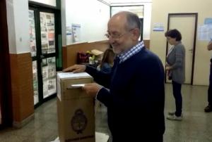 """Para García Elorrio, los cordobeses que lo votaron hicieron """"una inversión de futuro"""""""