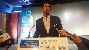 En bastión peronista, Urtubey reconoció la derrota y felicitó a Macri