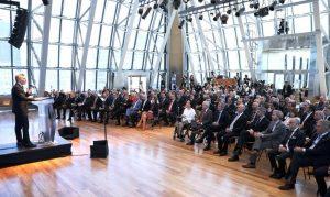 Al trazar los ejes de las reformas, Macri advirtió que cada uno debe ceder un poco
