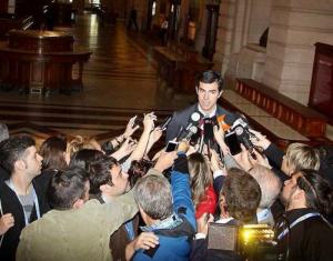 Urtubey afirmó que los Gobernadores del PJ  tienen consenso generalizado en abordar la agenda que planteó Macri