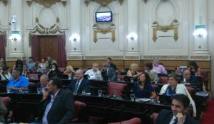 Unicameral: Desde el bloque radical repudian uso de fondos públicos de UPC para fines electorales