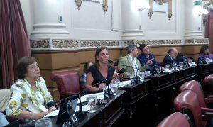 """Seguridad: Montero insistió en las """"compras directas con sobreprecios"""" y el oficialismo le dijo que vaya a la Justicia"""