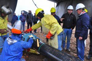 """Schiaretti: """"Los gasoductos troncales están en marcha y avanzando en toda la provincia"""""""
