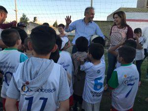 """Para Baldassi, hay que seguir """"profundizando el cambio"""" que """"a puesto a Córdoba de pie"""""""
