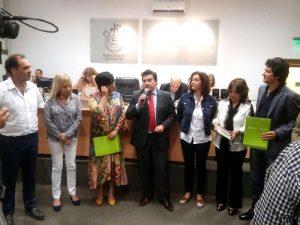 """El Concejo Deliberante declaró de interés legislativo el libro """"Diccionario de Términos Parlamentarios"""""""