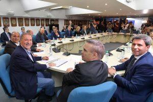 """Los gobernadores se muestran abiertos al diálogo y los consensos para avanzar en """"mayor federalismo"""""""