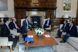 Huawei proyecta nuevas inversiones en Argentina