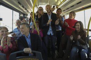 """Macri: """"se acabó que una obra es sinónimo de corrupción"""""""