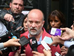 Tras reconocer el cuerpo de Santiago Maldonado, su hermano culpó a Gendarmería