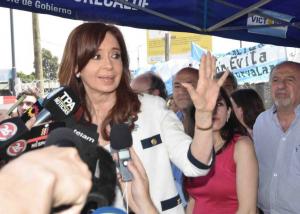 """""""De usted no espero justicia"""", le dijo CFK a Bonadio"""