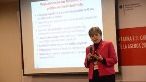 Resaltan potencial estratégico de la cooperación triangular en materia ambiental