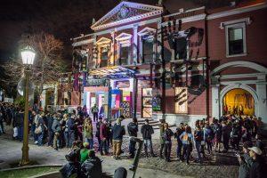 Más de 800 jóvenes artistas presentaron sus producciones en La Bienal