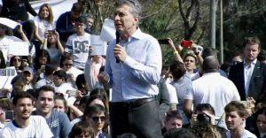 Cambiemos suspende el acto de cierre de campaña en el Orfeo que iba a encabezar Macri