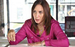 """Vidal a dos puntas: acusó a CFK de """"buscar fueros"""" y respaldó a """"La Coneja"""""""