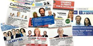 Elecciones: Los principales candidatos y referentes políticos votarán durante la mañana de este domingo