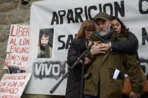 """En una emotiva carta para despedir a Santiago Maldonado, su hermano pidió que """"los culpables paguen"""""""