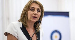 Gils Carbó renunció a la Procuración General de la Nación