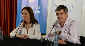"""Fondo del Conurbano: Peña afirmó que es """"muy coherente"""" el planteo de Vidal"""
