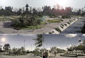 Presentaron el proyecto ganador del Concurso del Parque de la Ciudad
