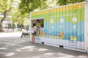 La Ciudad lanza una campaña para incentivar el uso de Puntos Verdes