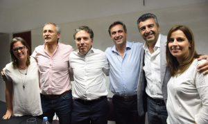 """Ante Dujovne, Mestre pidió encarar el debate por los recursos en el marco de un """"municipalismo ampliado"""""""