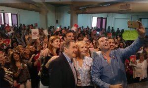 """Pensando en 2019, Mestre habló de la """"alternancia"""" en el poder de la Provincia y de la """"tolerancia"""" hacia los socios de la coalición"""