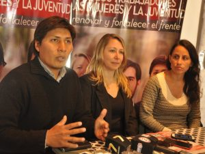 """El Frente de Izquierda denunció """"escandaloso fraude"""" en localidad jujeña y demandó abrir las urnas"""