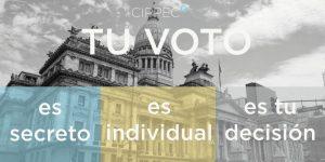 """Por las elecciones, se activó """"Voto informado"""" vía Facebook"""