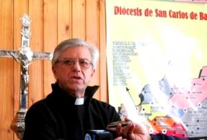 """Obispo Chaparro: La """"RAM no se identifica con el pueblo mapuche aquí"""""""
