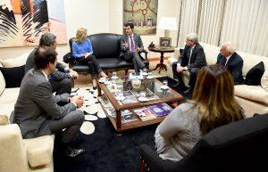 Recambio: Se inició la transición en el gabinete de Urtubey