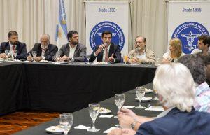 En plenario de Urtubey con sectores económicos y productivos se analizó el Pacto Fiscal